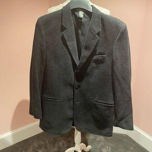 Claiborne velvety jacket